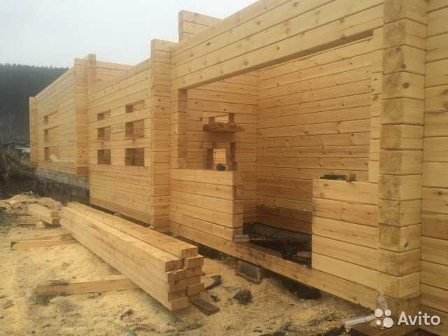 Предложение: Дома и бани строительство