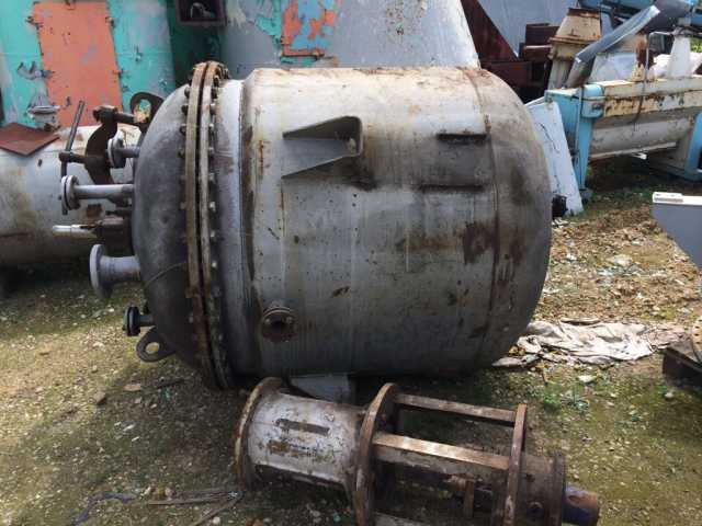 Продам: Химический реактор 2м3, не б/у 470 000р