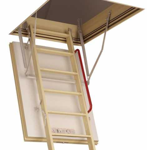 Продам: Чердачная лестница LWS SMART 60/120/280
