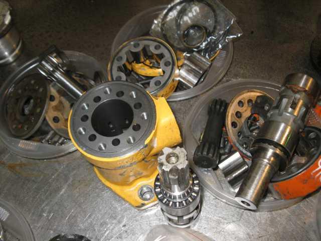 Предложение: Ремонт гидромоторов и гидравлики
