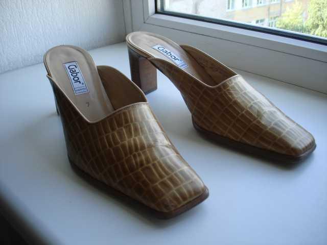 Продам Туфли летние