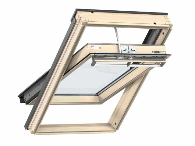 Продам: Мансардное окно Velux CR-02 55/78