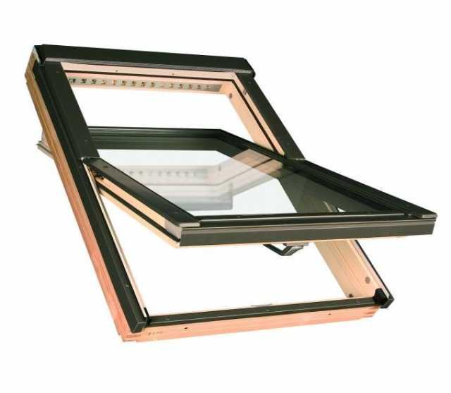 Продам: Мансардное окно Velux CR-04 55/98