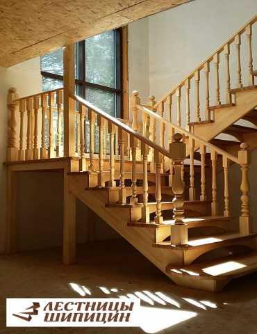 Предложение: Изготовление лестниц из любого массива д