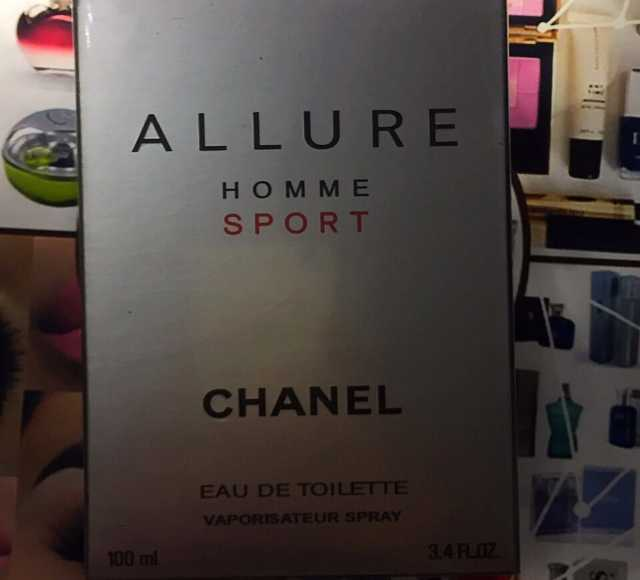 Продам Chanel Allure Homme Sport