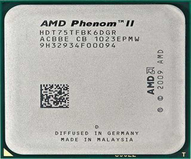 Продам Процессор sAM3 PhenomII X6 1075T