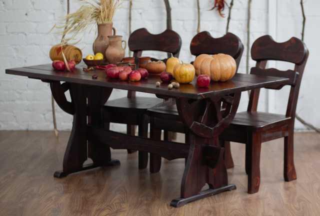 Продам Мебель и декор из сосны в русском стиле
