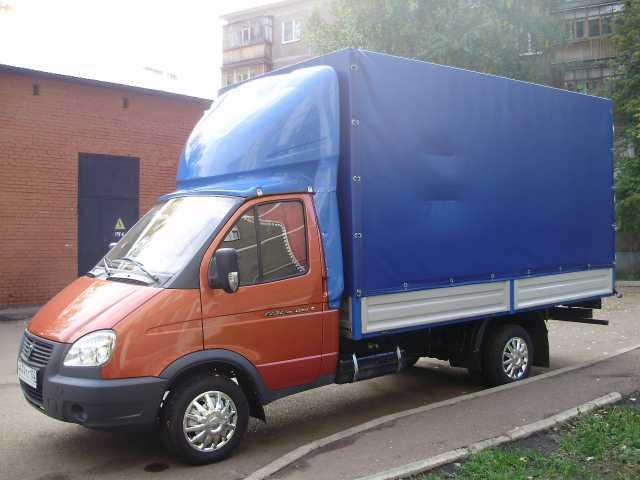 Предложение: Мебельный фургон. Аккуратные грузчики