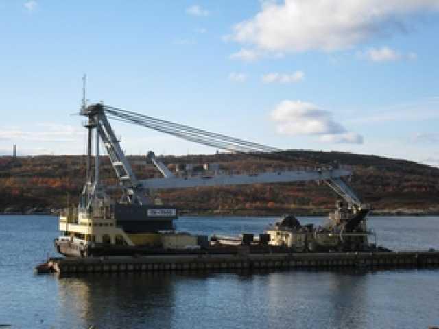 Продам Крановое судно