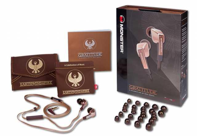 Продам Наушники Monster Cable gratitude