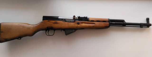 Продам: охотничий карабин при наличии лицензии