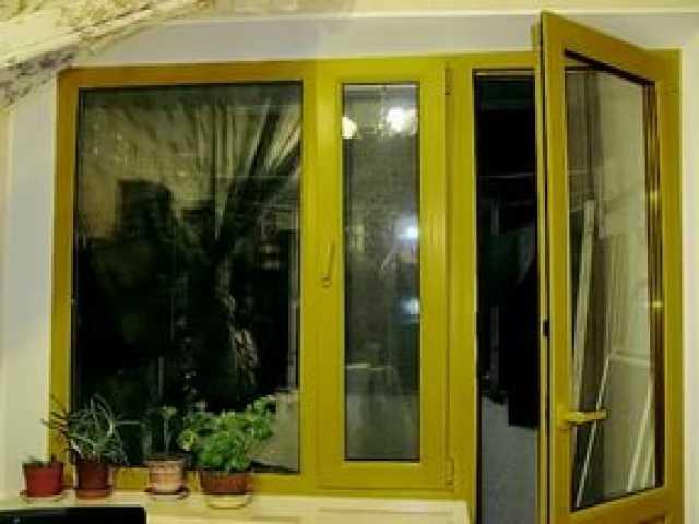 Продам Окна и балконные блоки ПВХ