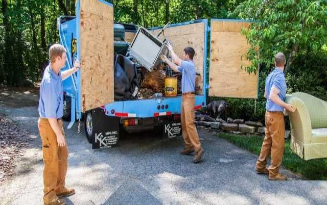 Предложение: Вывозим любой мусор. Грузим всё сами