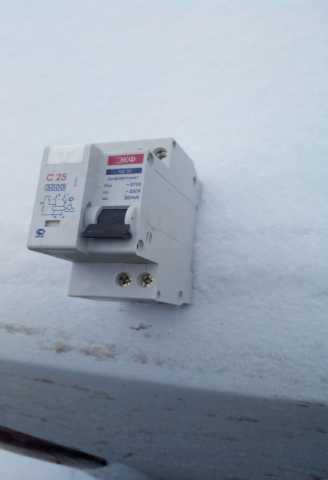 Продам Диф автомат 25А защита электро сети