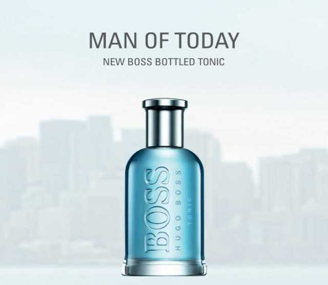 Продам Hugo Boss Bottled Tonic 100 ml