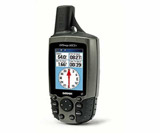 Продам Garmin GPSMap 60СSx б/у турист навигатор