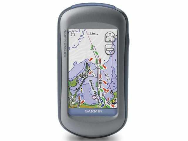 Продам Garmin Oregon 400c б/у турист навигатор