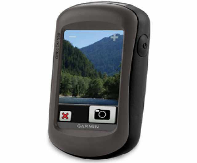 Продам Garmin Oregon 550 б/у турист навигатор