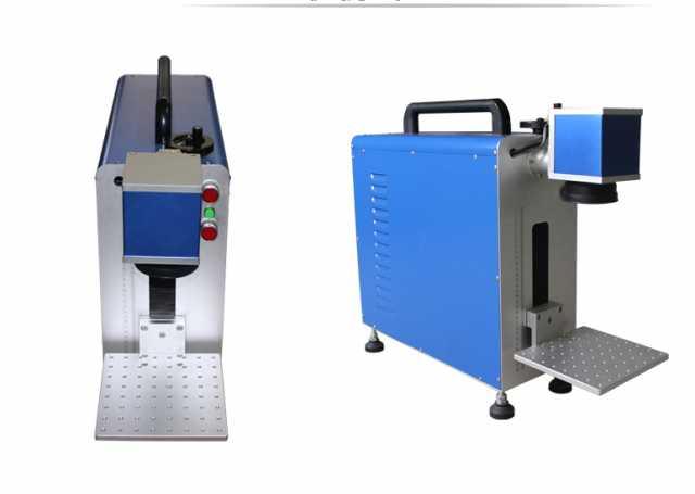 Продам оптоволоконный лазерный гравер по металу