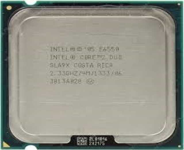 Продам Процессор Intel Core 2 Duo E6550