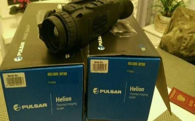 Отдам даром Новый тепловизор 640х480 pulsar helion X