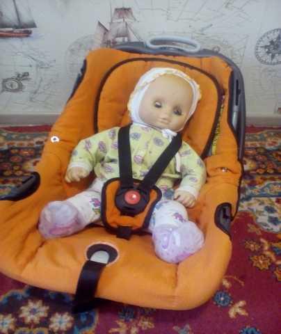 Продам детское автокресло-переноска