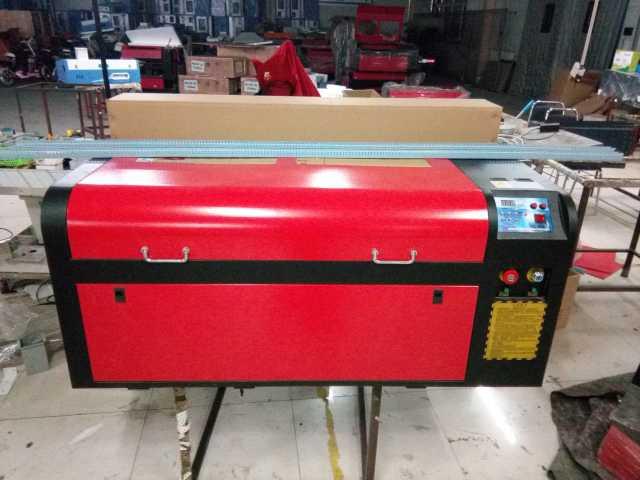 Продам Лазерный станок KL 1060 (80 Ватт)