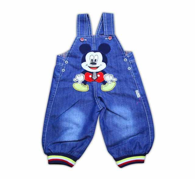 Продам Детский комбинезон джинсовый на 6-9 мес