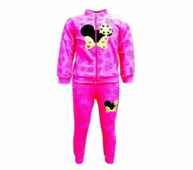Продам Утепленный Спортивный костюм для девочки