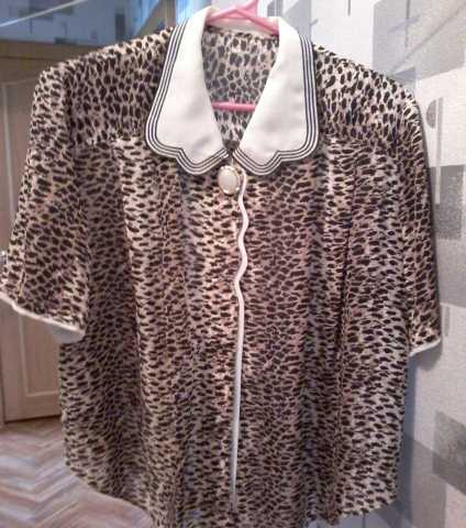 Продам Блузки и рубашки женские р.52-54