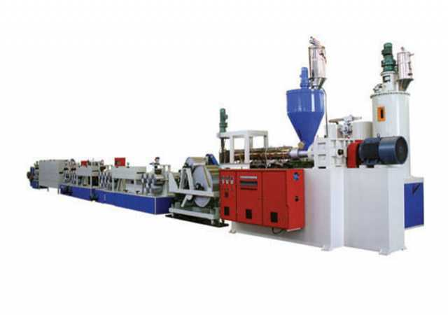 Продам Линия по производству упаковочной ленты