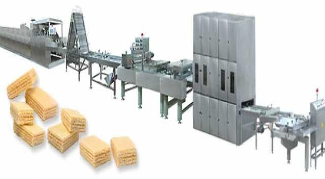Продам Линия по производству вафель