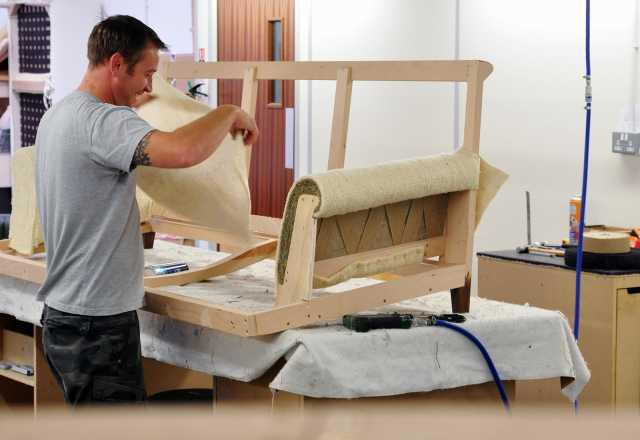 Предложение: Сборка кроватки