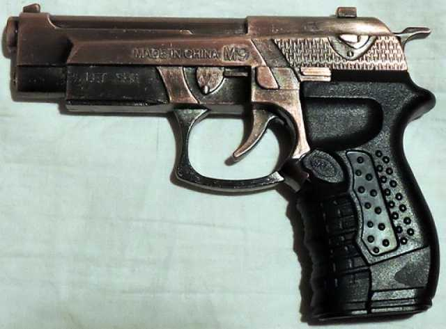 Продам Зажигалка пистолет. Газовая.