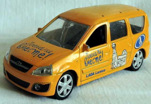 Продам Модель Lada  Largus