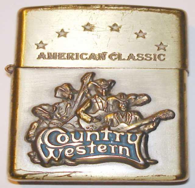 Продам Зажигалка Earth Country Western.