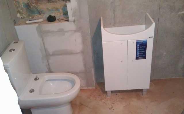 Предложение: Сантехник- установка сантехники в туалет