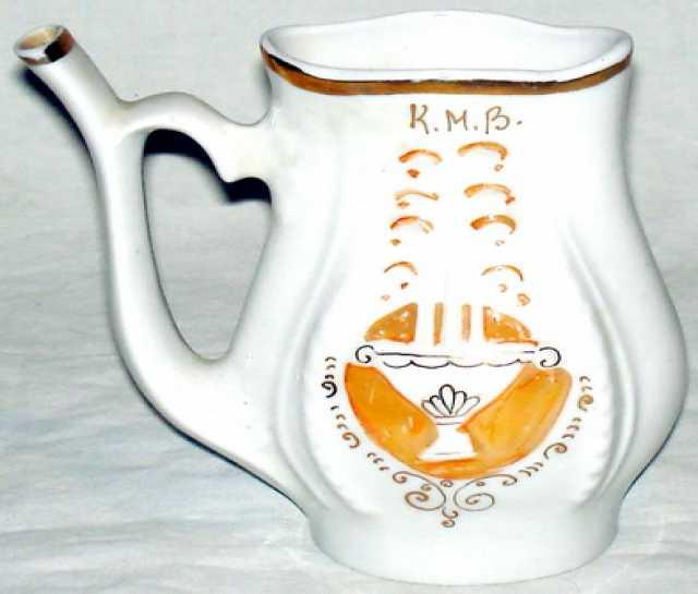 Продам Поилка для минеральной воды. Фарфор СССР