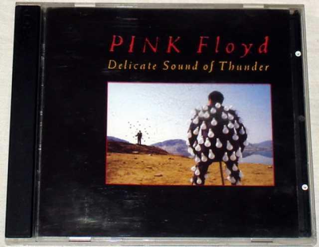 Продам CD Pink Floyd Delicate sound of thunder