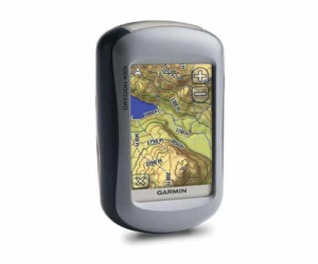 Продам Garmin Oregon 400t б/у турист навигатор