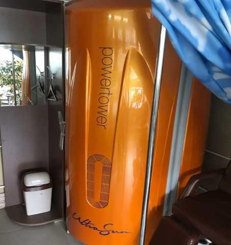 Продам Cолярий PowerTower 7200 UltraSun б/у