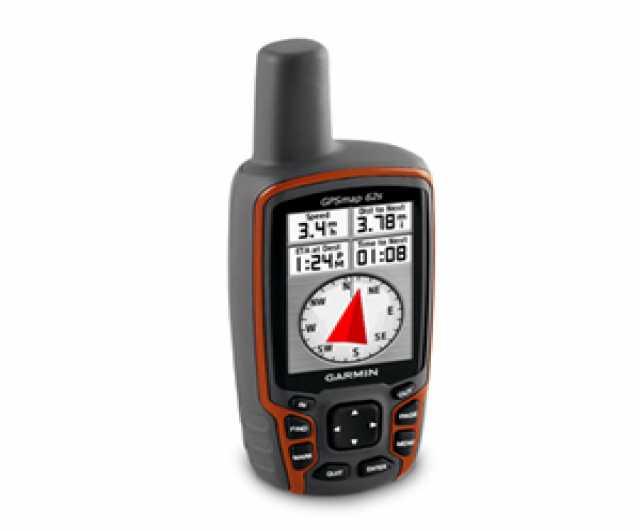 Продам Garmin GPSMap 62s б/у турист навигатор