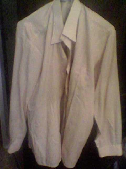 Продам Рубашка светло-жёлтая р.41