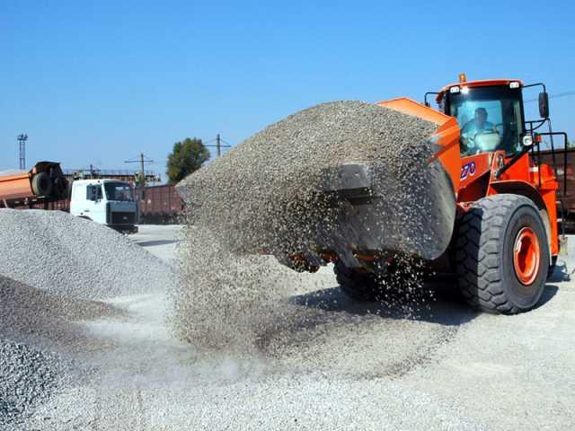 Предложение: Доставка сыпучих грузов