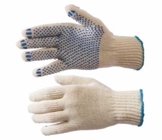 Продам Х/Б перчатки рабочие