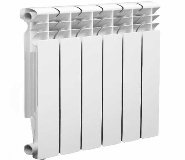 Продам: Радиатор алюминиевый 500