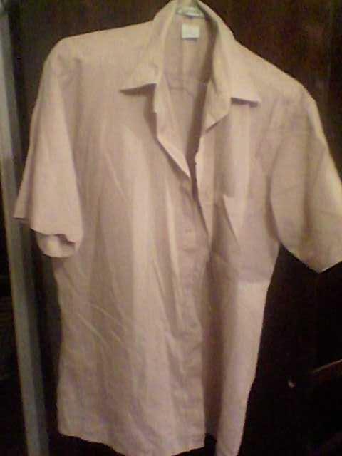Продам Рубашка с коротким рукавом р.41