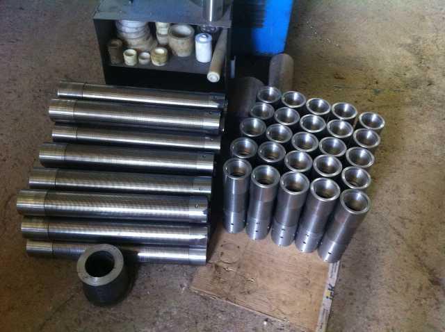 Предложение: услуги по ремонту бурильных труб