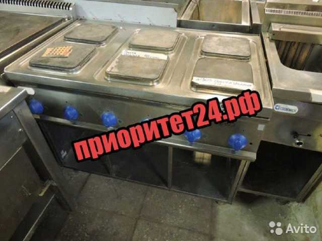 Продам Плита электрическая