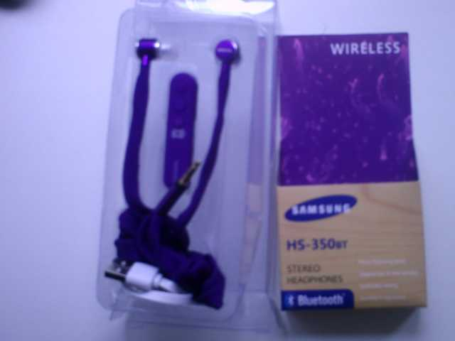 Продам наушники-гарнитура Bluetooth Samsung